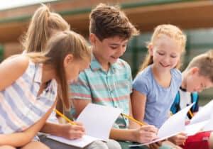 Schreibtraining bringt Kindern die Freude am Schreiben zurück