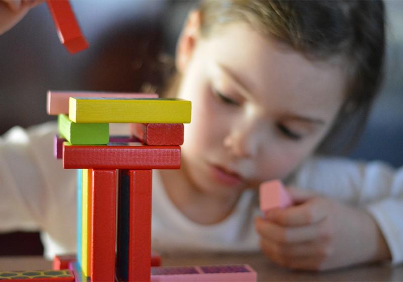 Die Vorschule für alle Sinne bereitet verhaltensauffällige Kinder auf die Einschulung vor